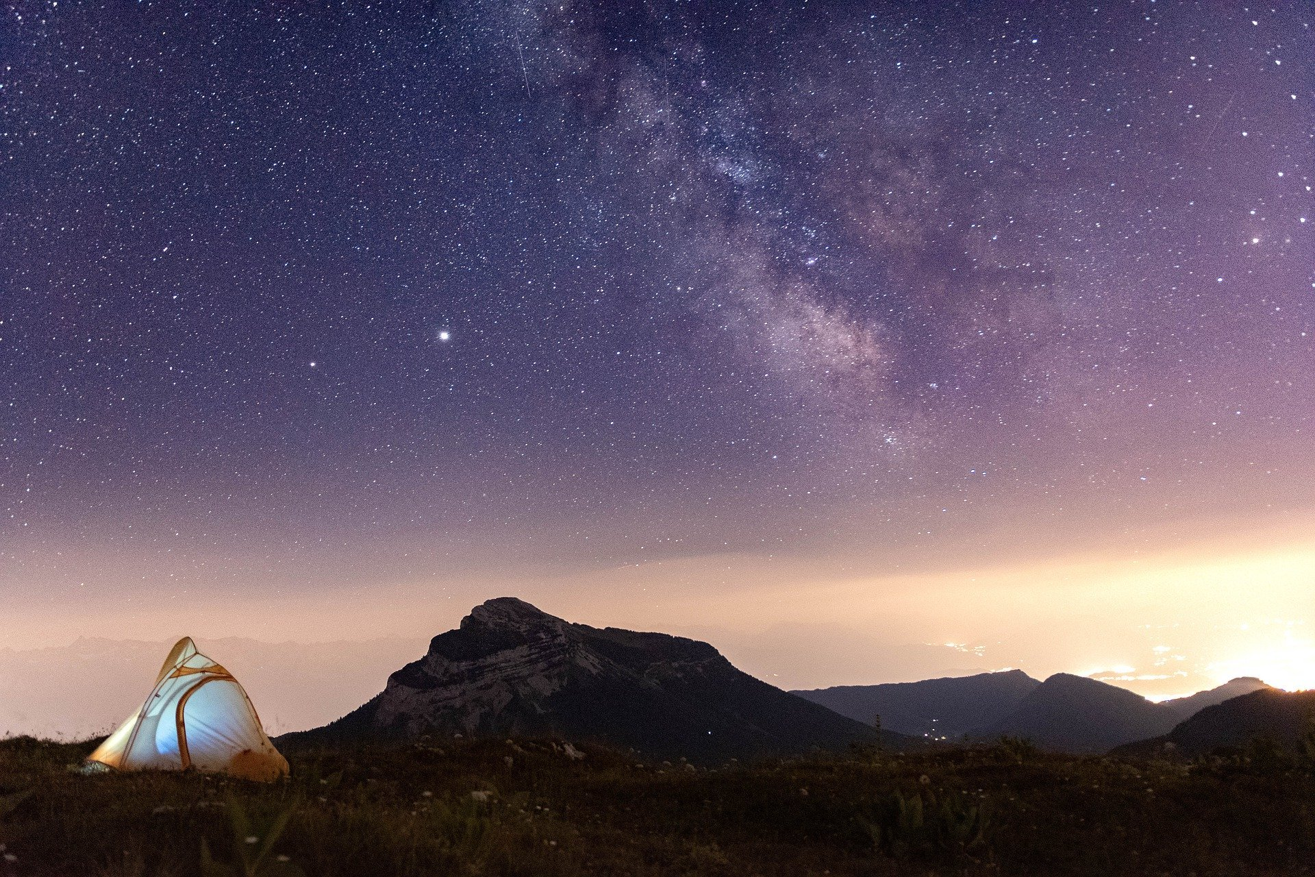 Starry Views - Photography Print