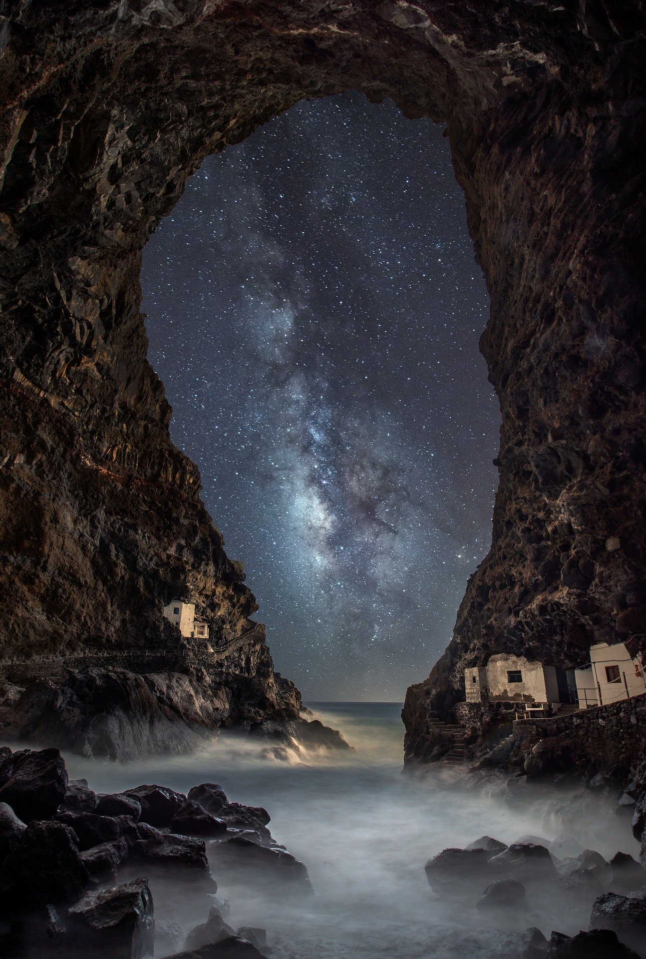 Sea Meets Sky - Photography Print